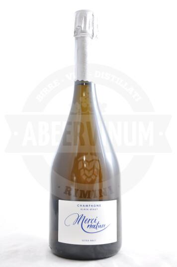Vino Francese Champagne Extra Brut Merci Nature - Alain Réaut
