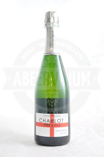 """Vino Champagne Dosage Zero """"Cuvée Reserve"""" - Charlot Père et Fils"""