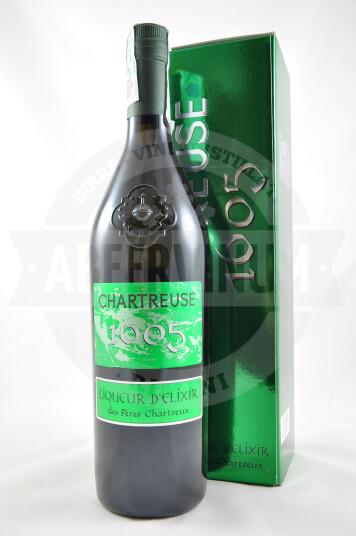 Liqueur d'Elixir des Pères Chartreux 1605 70cl - Chartreuse