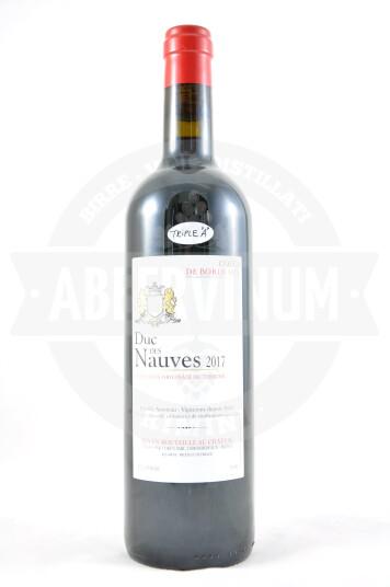 Vino Côtes de Bordeaux Rouge Duc des Nauves 2017 - Château le Puy