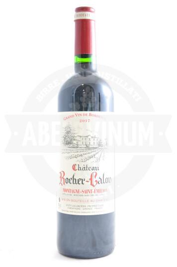Vino Francese Saint Emilion 2017 - Château Rocher Calon