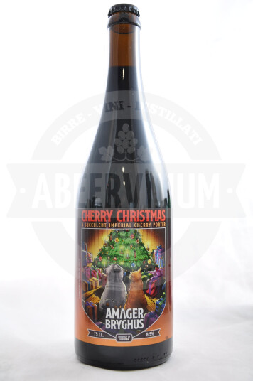 Birra Amager Cherry Christmas 75cl