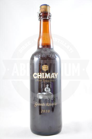 Birra Chimay Grande Rèserve serigrafata 2010 75 cl