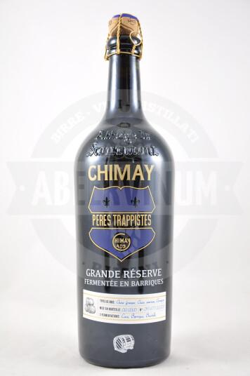 Birra Chimay Grande Réserve Fermentèe en Barriques (2020) 75 cl