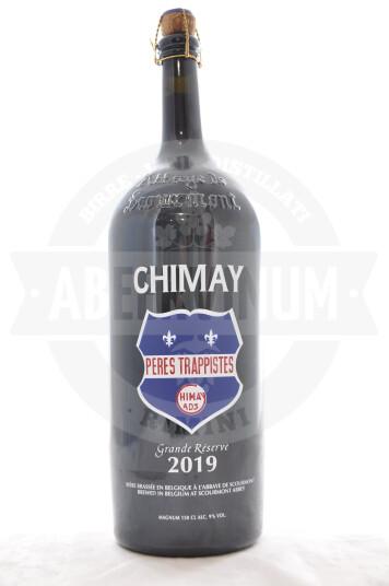 Birra Chimay Grande Réserve 2019 Magnum 1,5L
