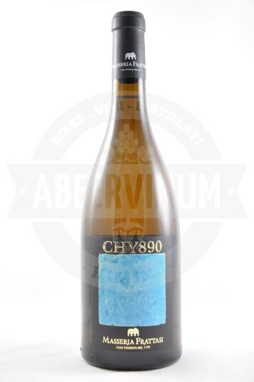 Vino CHY 890 Bianco 2016 - Masseria Frattasi