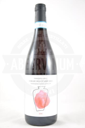 Vino Cerasuolo d'Abruzzo (Anfora) DOC 2018 - Francesco Cirelli