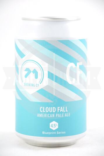 Birra Cloud Fall lattina 33cl