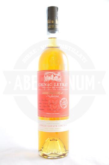Cognac Fins Bois Assemblage N.1 70cl - Leyrat