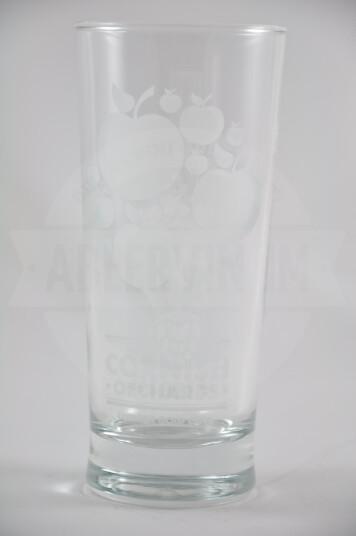 Bicchiere sidro Cornish Cider