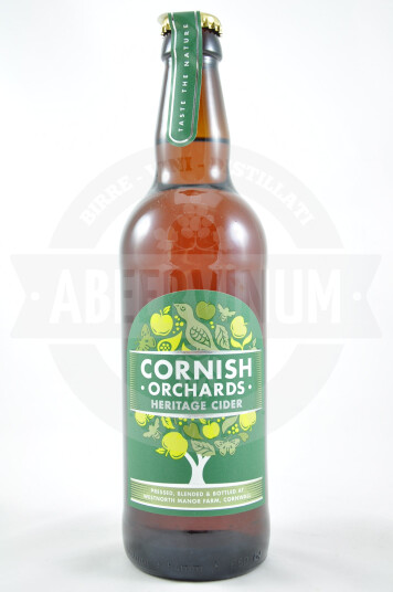 Sidro Cornish Orchards Heritage Cider 50cl