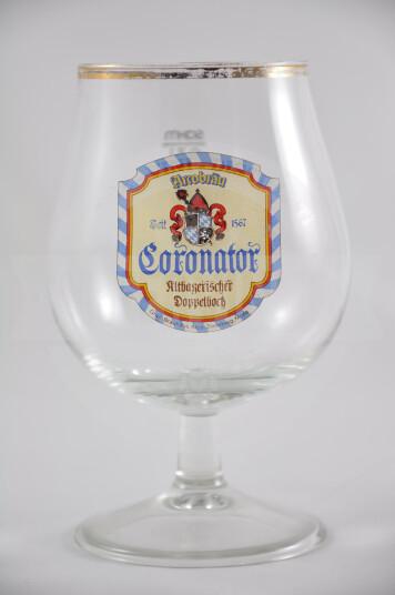 Bicchiere birra Coronator