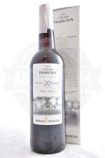 Vino Liquoroso Sherry Cream VOS 20 anni - Bodegas Tradición