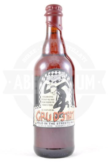 Birra Ska Brewing Cru D'Etat 50cl