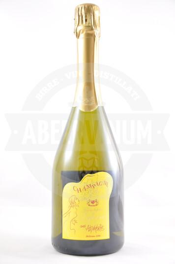 Vino Champagne Cuvèe Alexandrine Brut Nature Millésime 2008 - Christophe Lefèvre