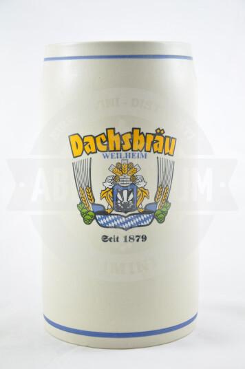 Boccale Birra Dachsbrau