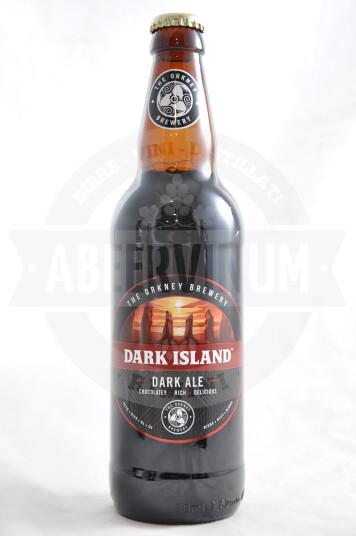 Birra Orkney Brewery Dark Island 50cl