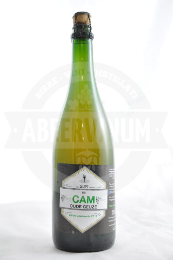 Birra De Cam Oude Gueze Editie Gooikoorts 2019 75cl