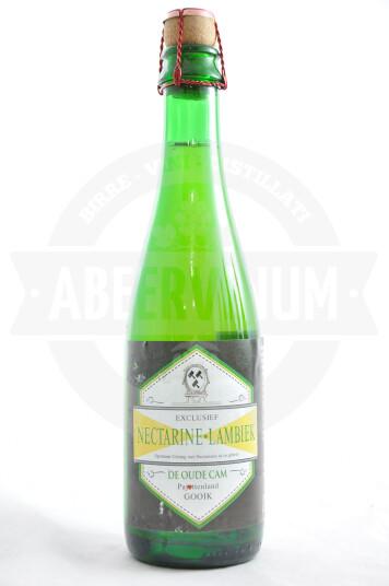 Birra De Cam Nectarine Lambiek 37.5cl