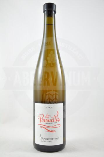 Vino Francese Alsace Le Gewurztraminer De Stéphane 2018 - Les Vins Pirouettes Par Binner & Compagnie