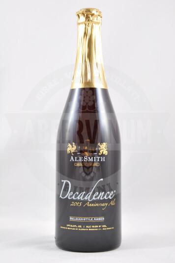 Birra Alesmith Decandece 2015 75 cl