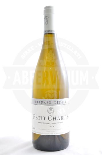 Vino Francese Petit Chablis 2019 - Domaine Bernard Defaix