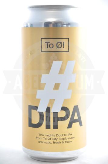 Birra To Øl # DIPA lattina 44cl
