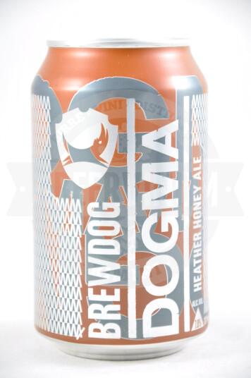 Birra Dogma lattina 33cl