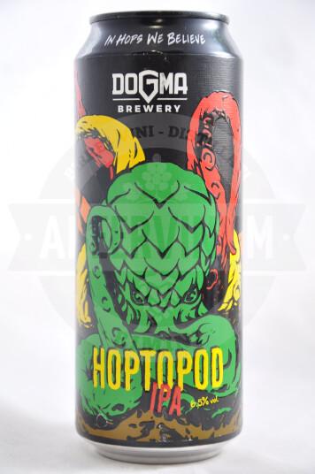 Birra Dogma Hoptopod lattina 50cl