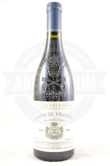 Vino Châteauneuf du Pape Les Vieilles Vignes 2016 - Domaine de Villeneuve