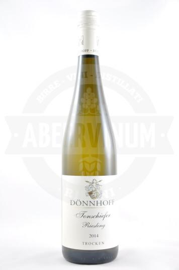 Vino Tedesco Nahe Tonschiefer Riesling Trocken 2014 - Dönnhoff
