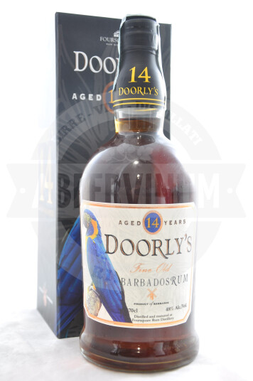 Rum Foursquare Doorly's 14 years 70cl