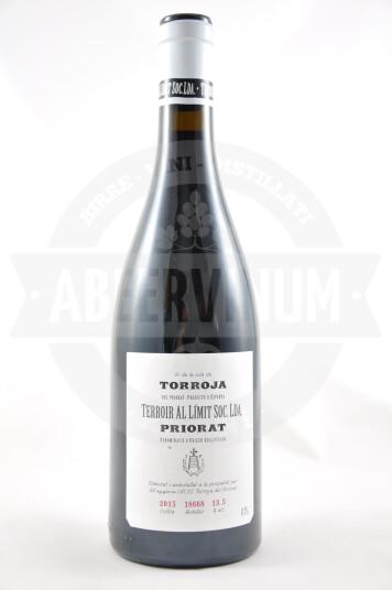 Vino Spagnolo Priorat Torroja 2015 - Terroir al Lìmit