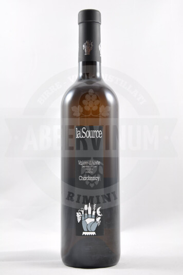 Vino Vallée d'Aoste DOP Chardonnay 2014 - La Source