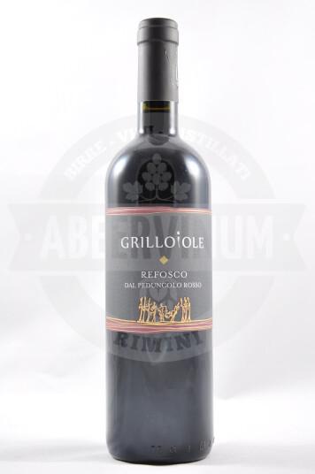 Vino Refosco dal Peduncolo Rosso Friuli Colli Orientali DOC 2016 - Grillo Iole
