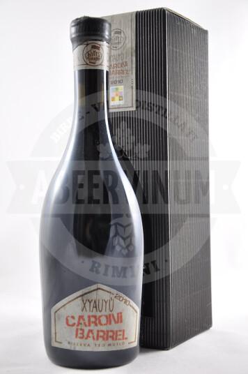 Birra Xyauyù Caroni barrel 2010 50cl