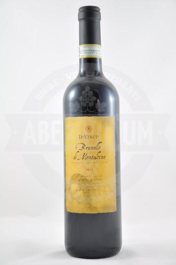 Vino Brunello di Montalcino DOCG 2012 - Leonardo da Vinci