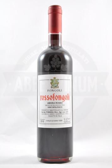 Vino Rossofongoli Umbria Rosso IGT 2016 - Fongoli