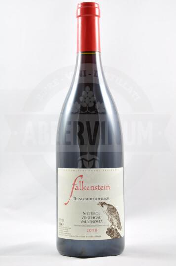 """Vino Blauburgunder Pinot Nero Alto Adige Val Venosta DOC 2013 - Falkenstein """"bottiglia magnum 150cl"""""""