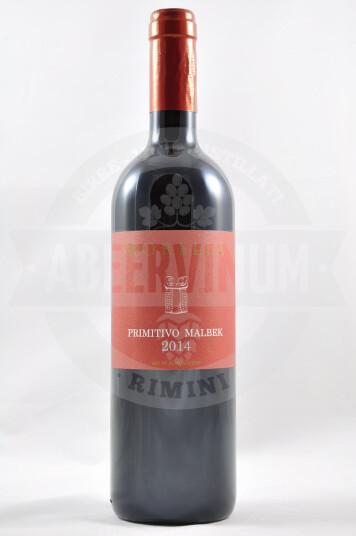 Vino  Salento IGP Primitivo Malbek 2014 - Morella