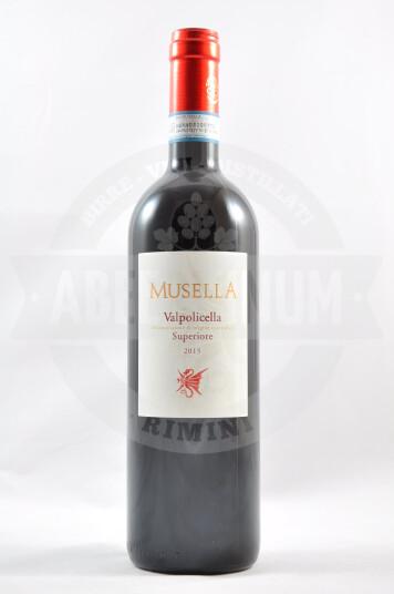 Vino Valpolicella Superiore DOC 2015 - Musella