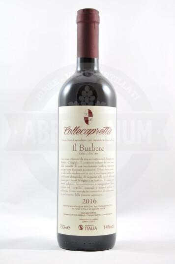 Vino Il Burbero Sangiovese IGT Umbria 2016 - Collecapretta