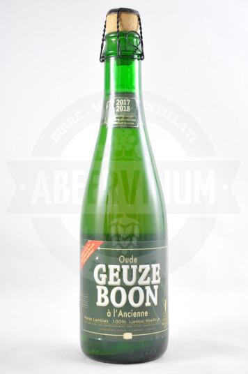 Birra Boon Oude Geuze 2017/2018 37,5 cl