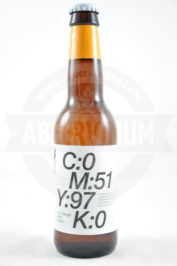 Birra Ms. Orange 2019 Edition 33cl