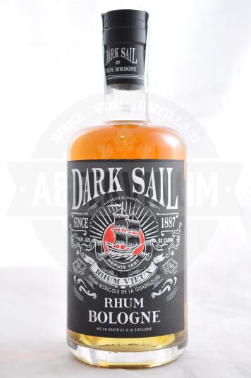 Rum Dark Sail 70cl - Bologne