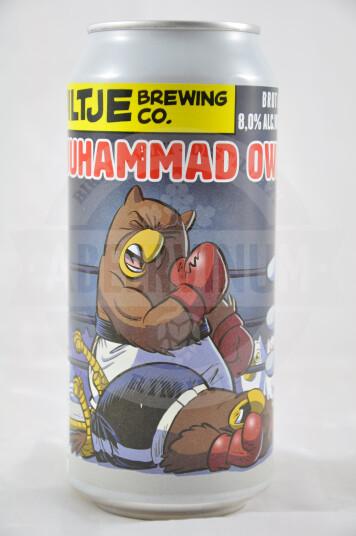 Birra Uiltje Muhammad Owlie lattina 44cl