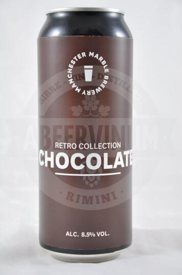 Birra Marble Retro Collection Chocolate lattina 50cl