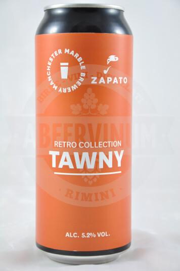 Birra Marble Retro Collection Tawny lattina 50cl