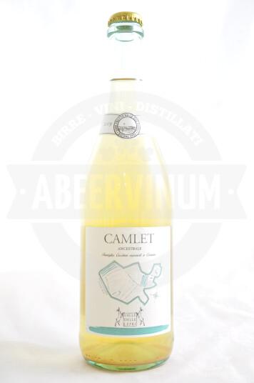 Vino Camlet Ancestrale Rubicone IGP Bianco Frizzante 2019 - Valle delle Lepri
