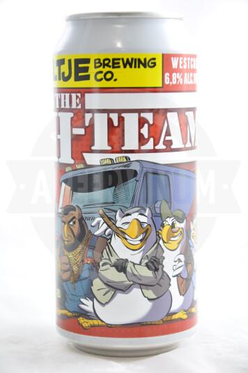 Birra Uiltje The H-Team lattina 44cl